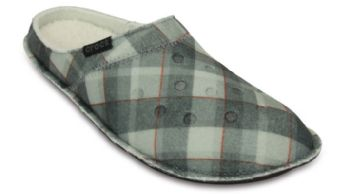 Crocs Classic Plaid Slipper